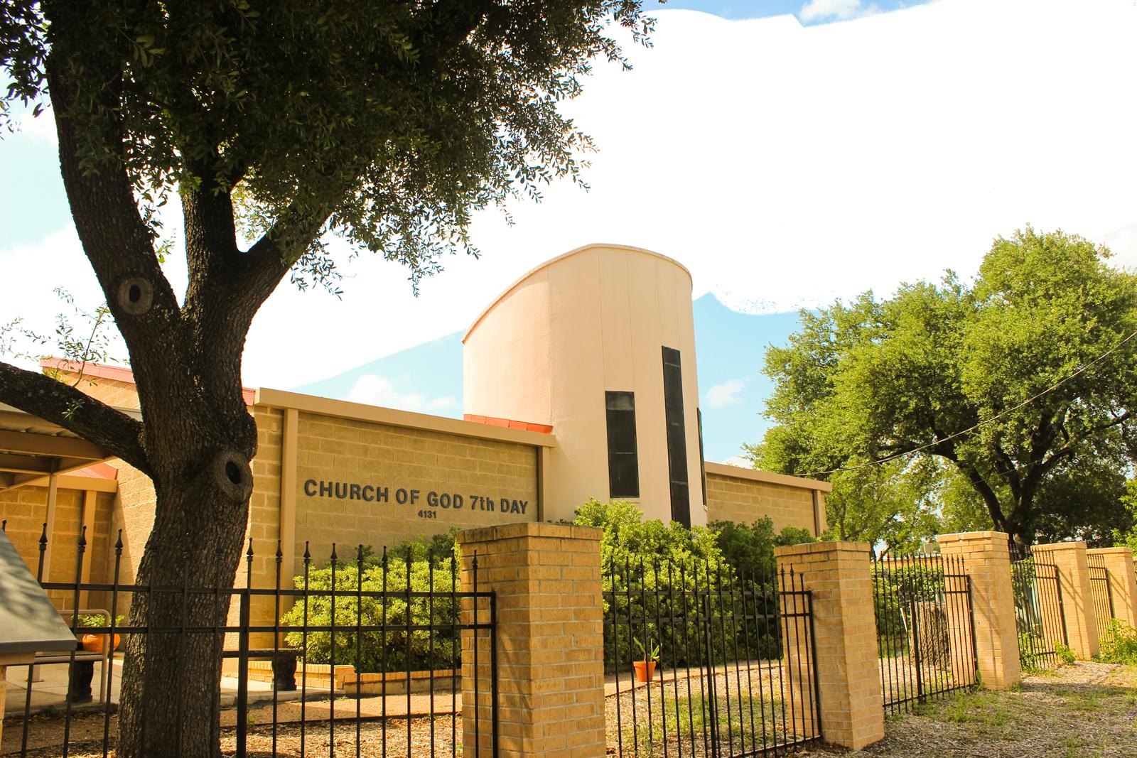 Midground   Church of God 7th Day Willard
